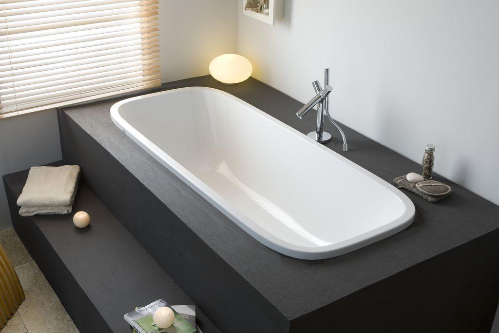 hoesch ovale badewanne singlebath uno b der pinterest badewannen badezimmer und b der. Black Bedroom Furniture Sets. Home Design Ideas