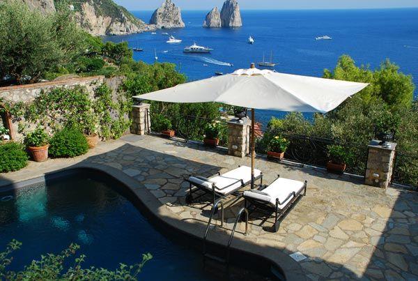 Villa I Faraglioni - Capri