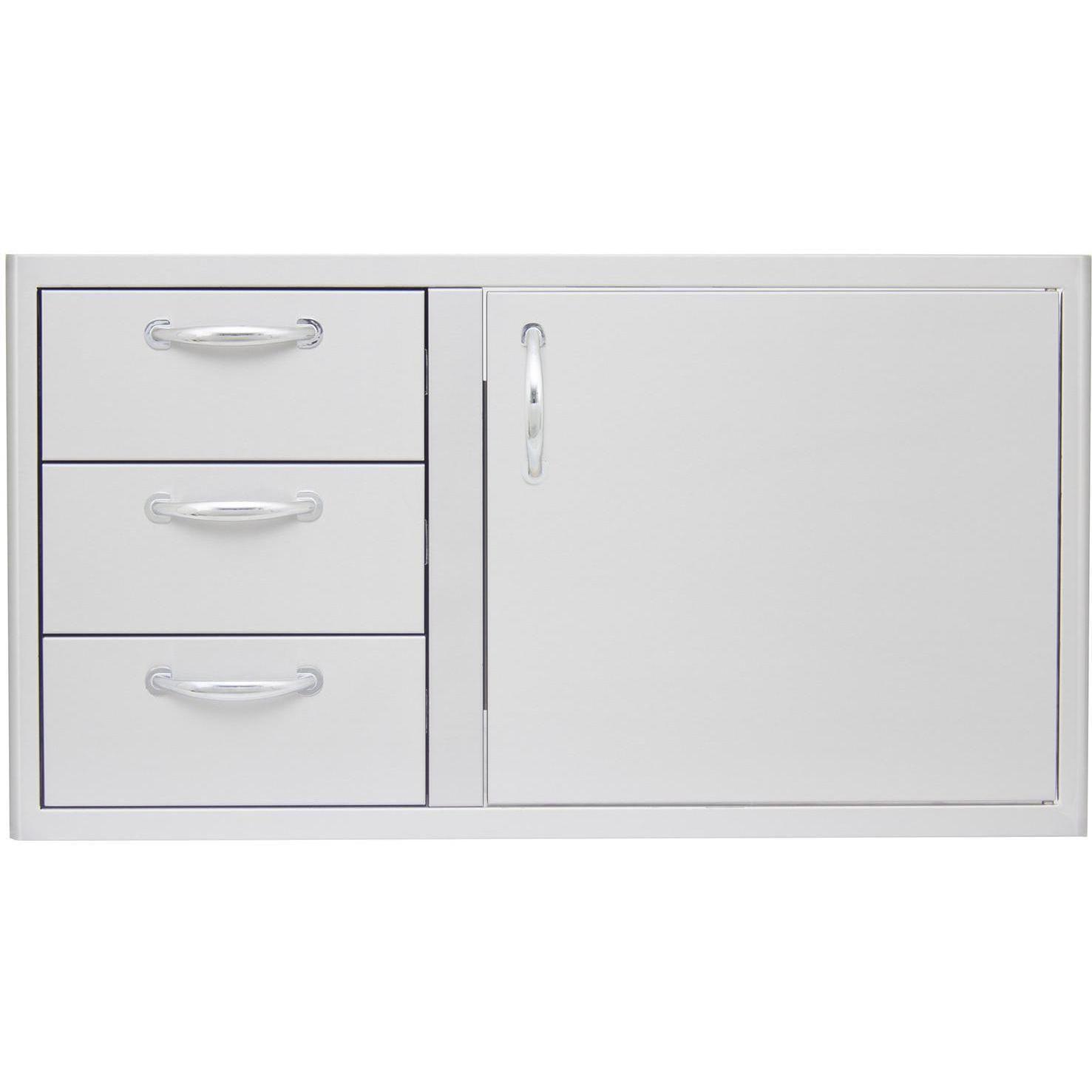 Blaze 39 Inch Stainless Steel Access Door Triple Drawer Combo Blz Ddc 39 R Bbqguys Outdoor Kitchen Design Outdoor Kitchen Outdoor Kitchen Appliances