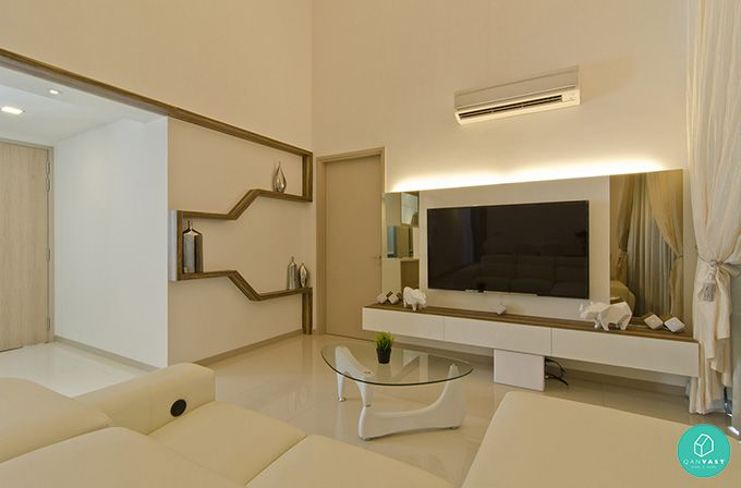 10 Stylish Minimalist Home Designs For Your HDBCondo Cosy