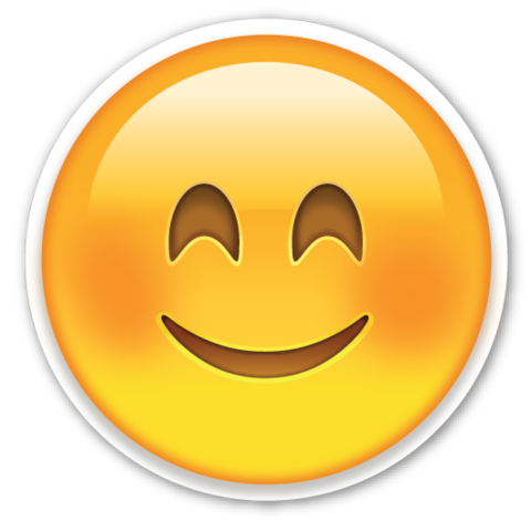 Smiling Face with Smiling Eyes | Smiling faces, Face and Eye