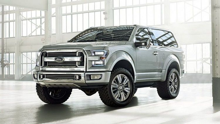 2020 Ford Bronco Price Concept Interior Pictures Ford