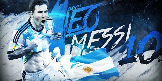 Download Lionel Messi  Fifa World Cup Hd Wallpapers For Desktop Background And Mobile Home Screen
