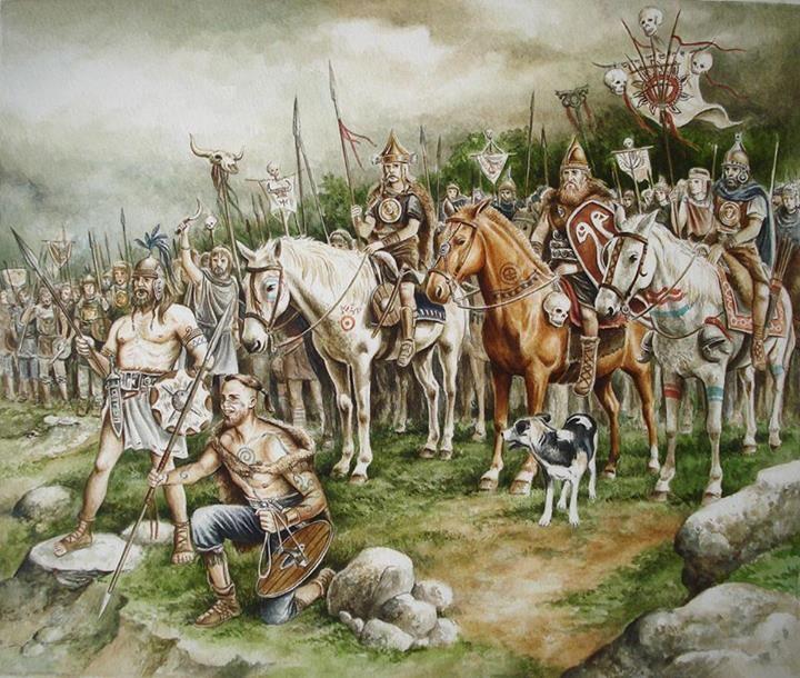Imágenes guerreros