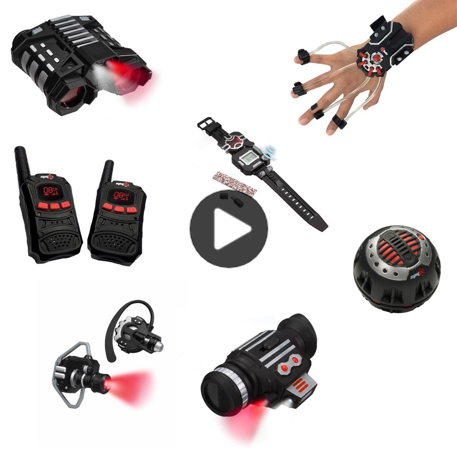 Spyx Spy Gear Cool Spy Gadgets In 2020 Real Spy Gadgets Spy Gear Spy Gadgets