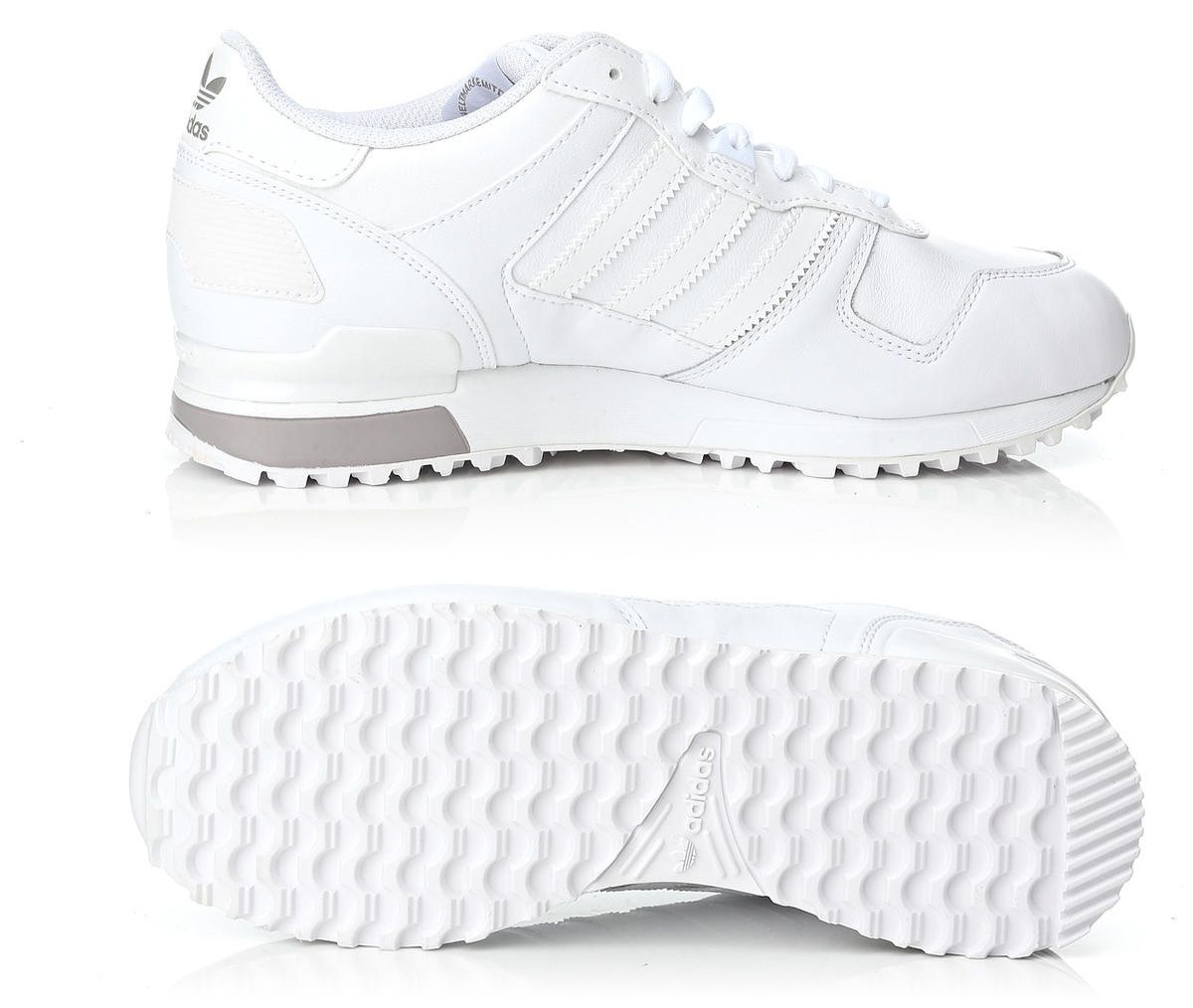 adidas originals zx 700 sneakers hvid