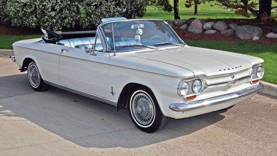 1964 Chevrolet Corvair Monza Convertible Chevrolet Corvair Chevrolet Chevy Corvair