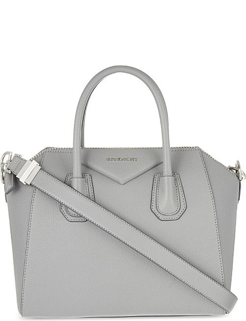 e3d460cbb6 GIVENCHY Antigona sugar small soft-grained leather tote | Givenchy ...