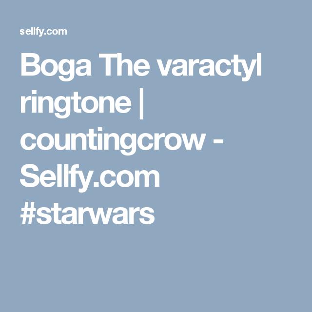 Boga The varactyl ringtone | Weight loss wonder | Star wars