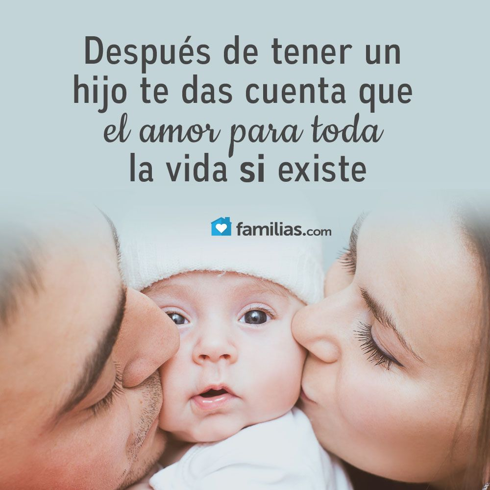 El Amor Por Los Hijos Es Amor De Verdad Familia Pinterest