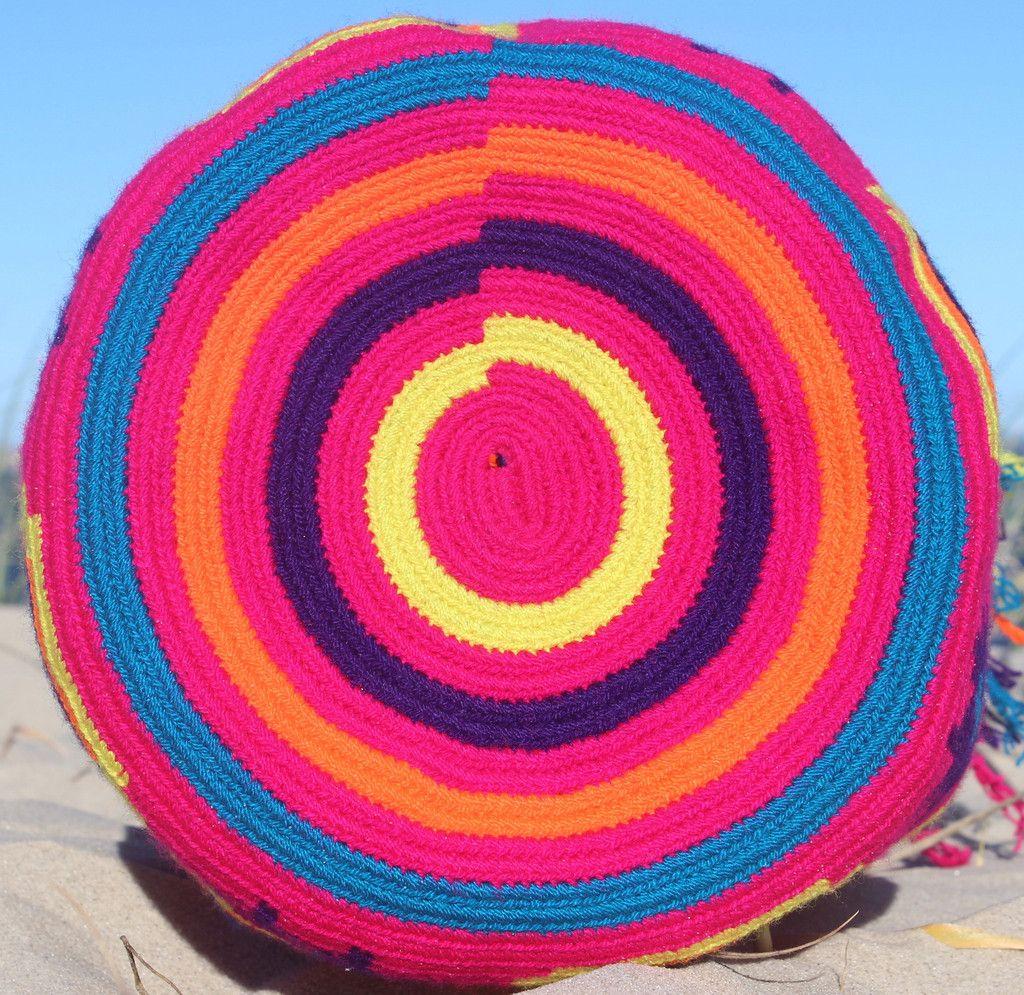Mobolso Wayuu Mochila. Available at mobolso.com!!