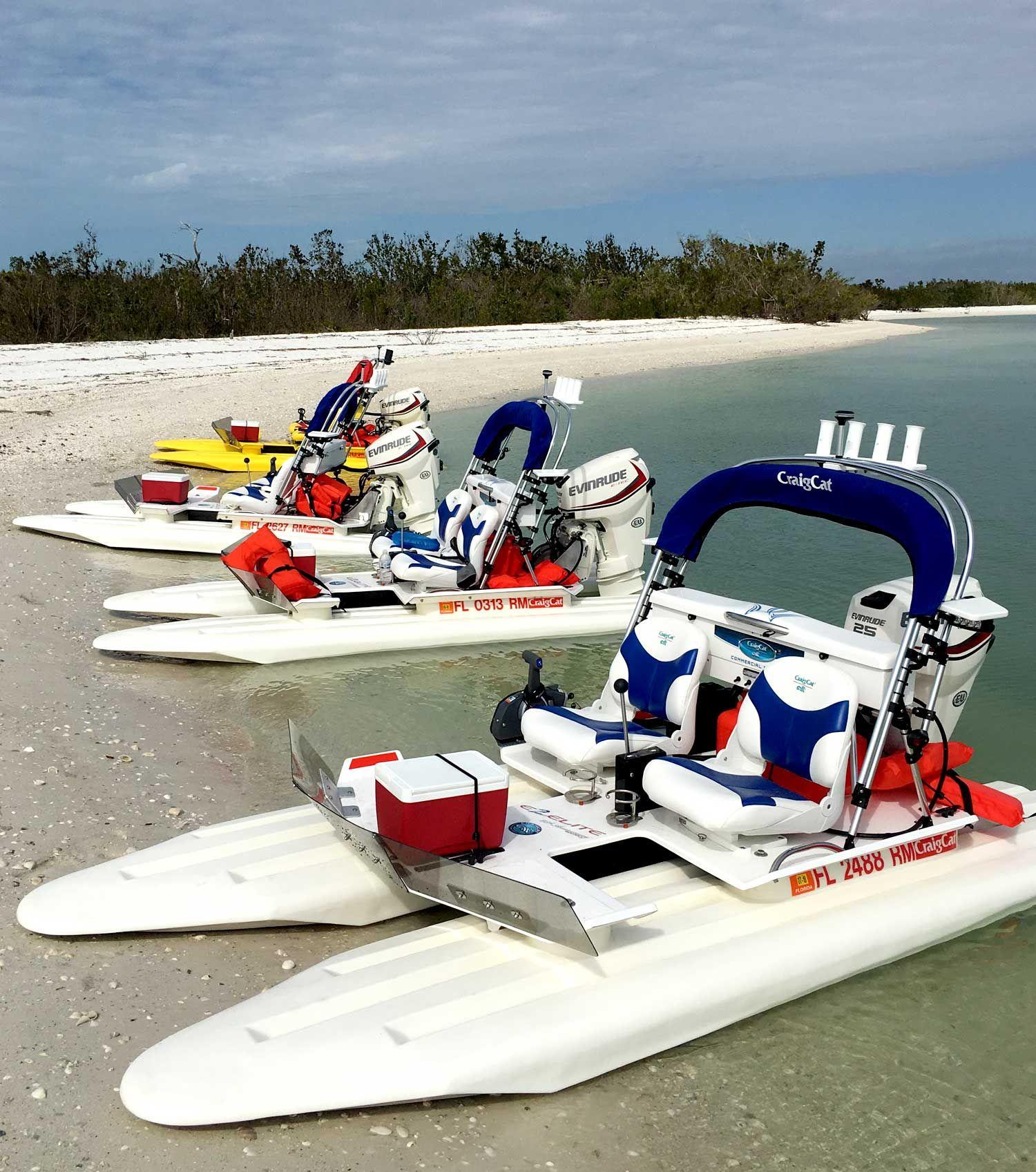Koolcat eco tours craigcat boat rental marco island