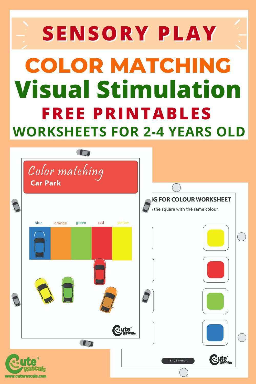 Colorful Beads Visual Stimulation Sensory Play Kids Activity 2 4 Year Olds Stimulation Activities Activities For Kids Sensory Activities Toddlers [ 1500 x 1000 Pixel ]