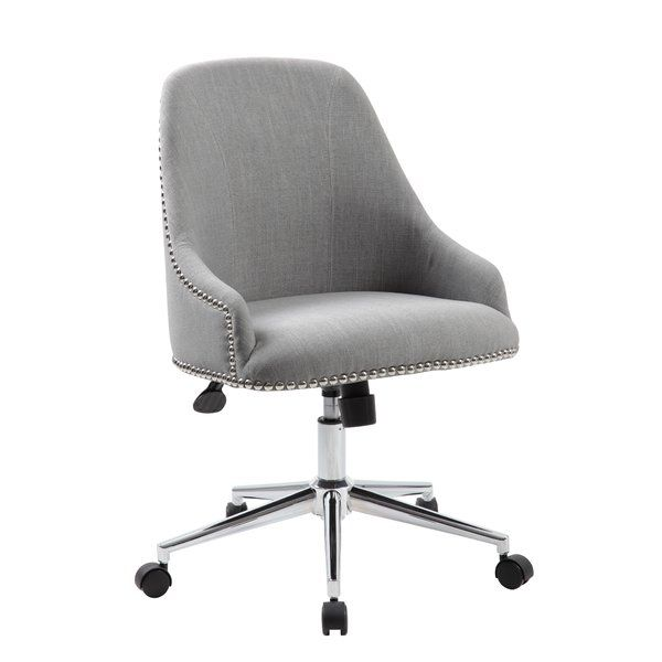 Find All Office Chairs At Wayfair Enjoy Free Shipping Browse Our Great Selection Of Seating Chairs And More Grey Desk Chair Office Chair Desk Chair
