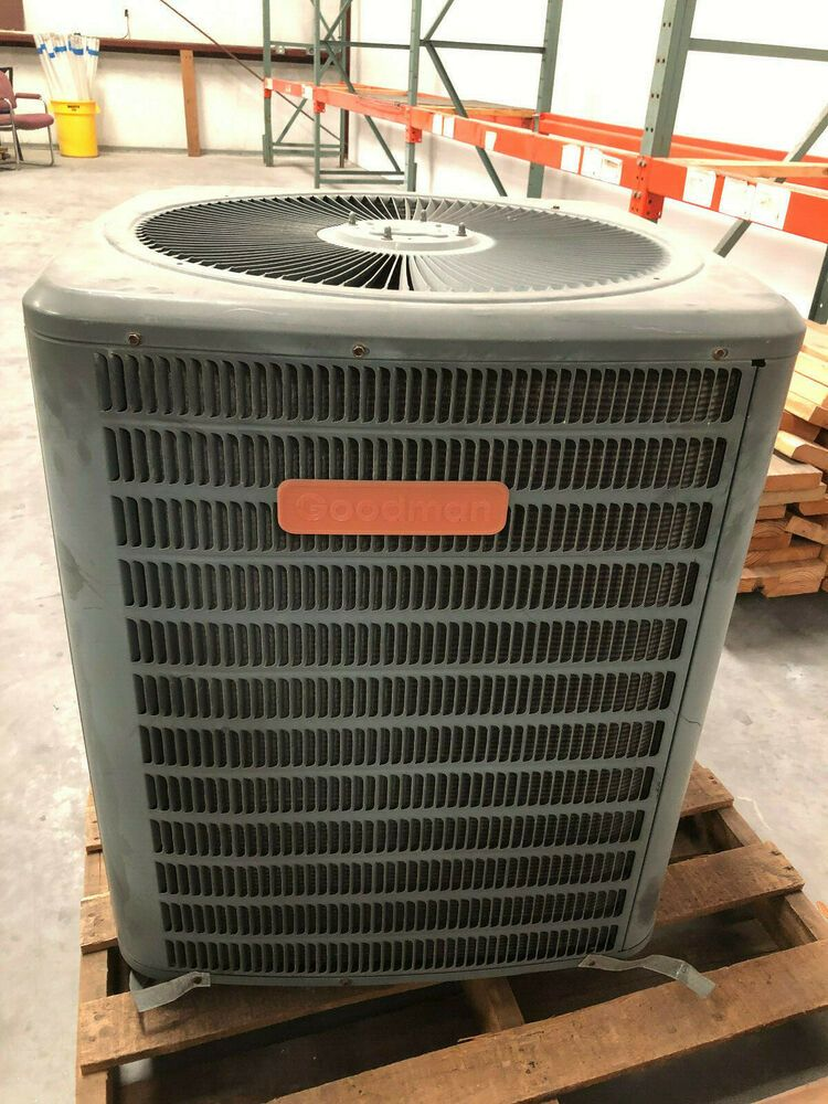 Goodman GSC130301 2.5 Ton 13 SEER Central Air Conditioner