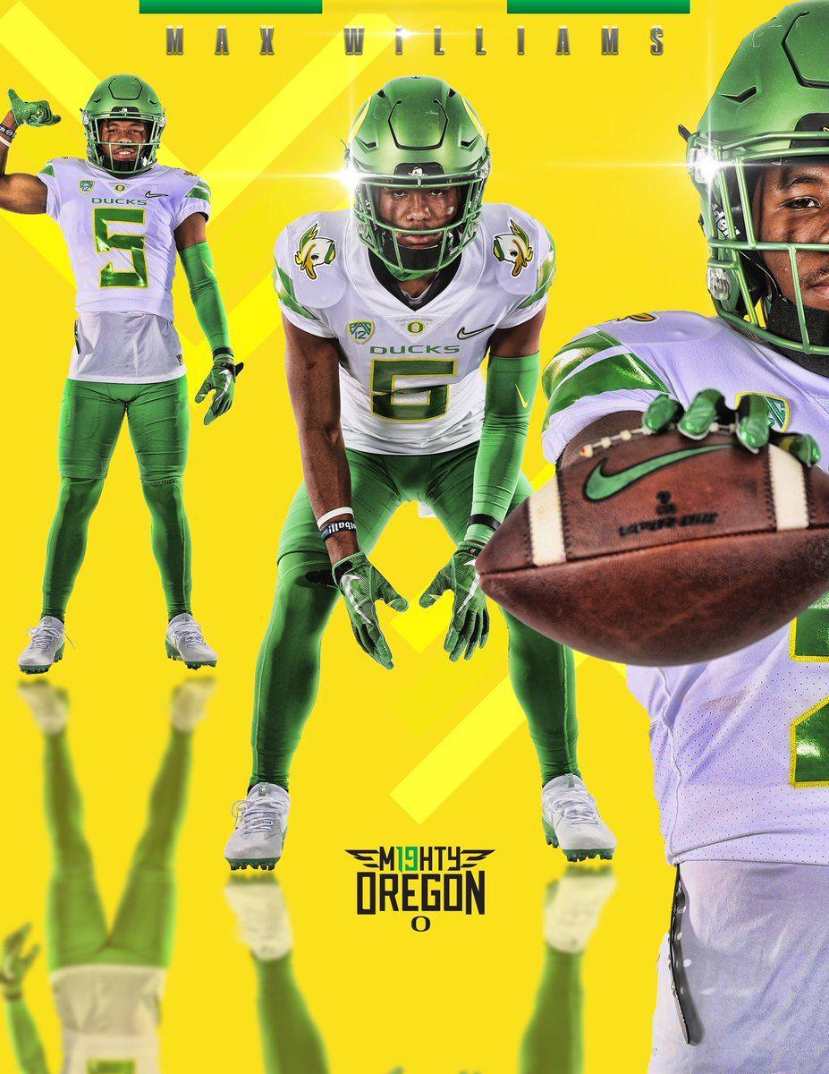Oregon Sports Graphic Design Sports Design Inspiration Sports