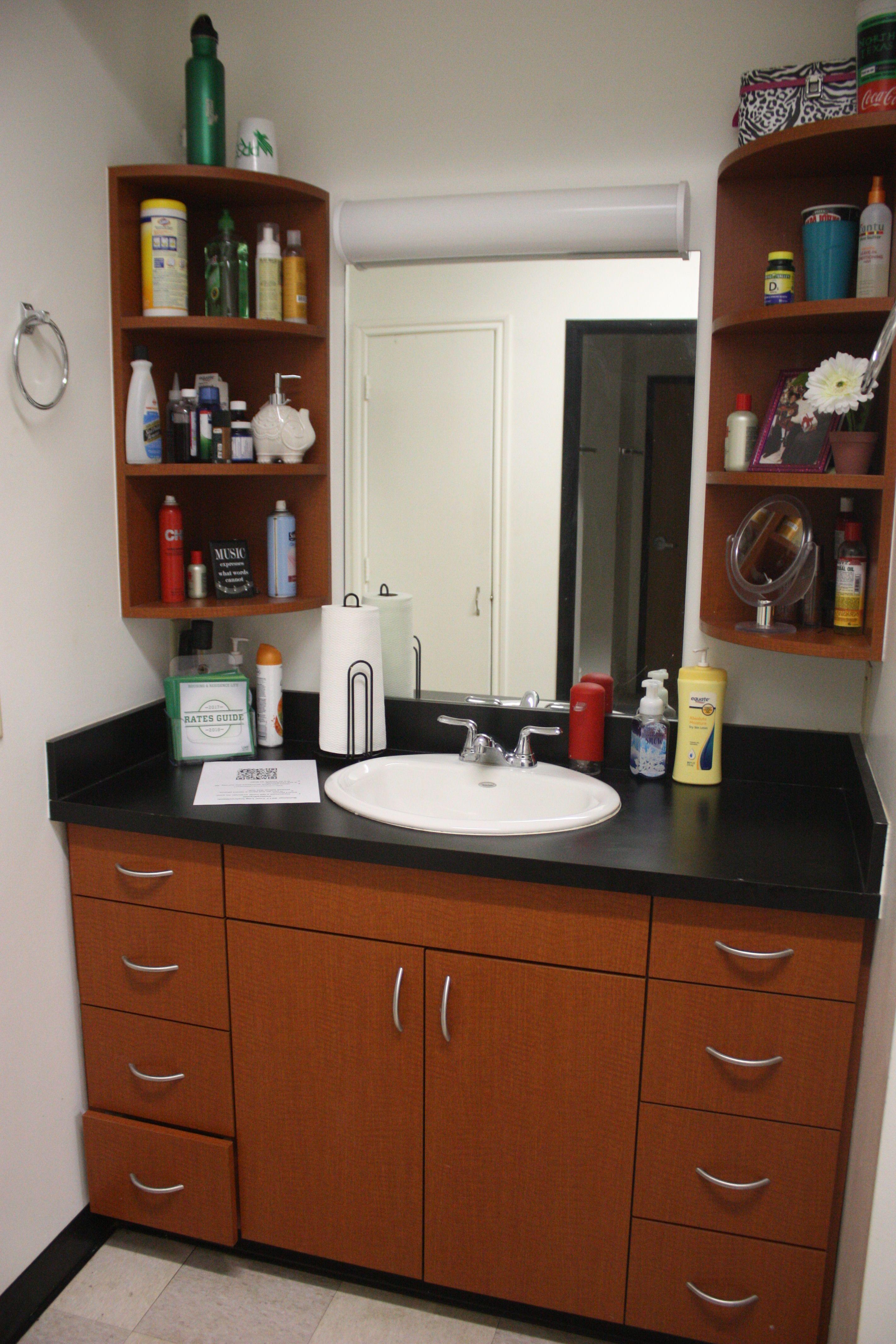 Victory Hall Bathroom Hall Bathroom Kitchen Cabinets Home Decor