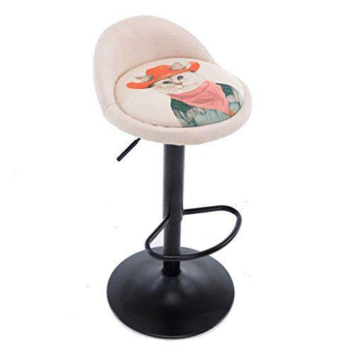 Miraculous Wei Hong Home Breakfast Stool Office Stool Cartoon Bar Stool Alphanode Cool Chair Designs And Ideas Alphanodeonline