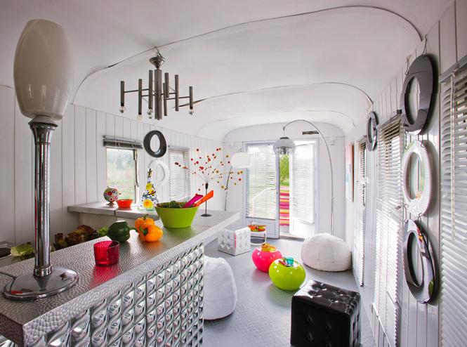 Decoraci n interior caravana vacaciones hollydays caravan decoration miraquechulo viajar - Decoracion interior caravanas ...