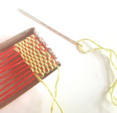 matchbox weave by homemade city