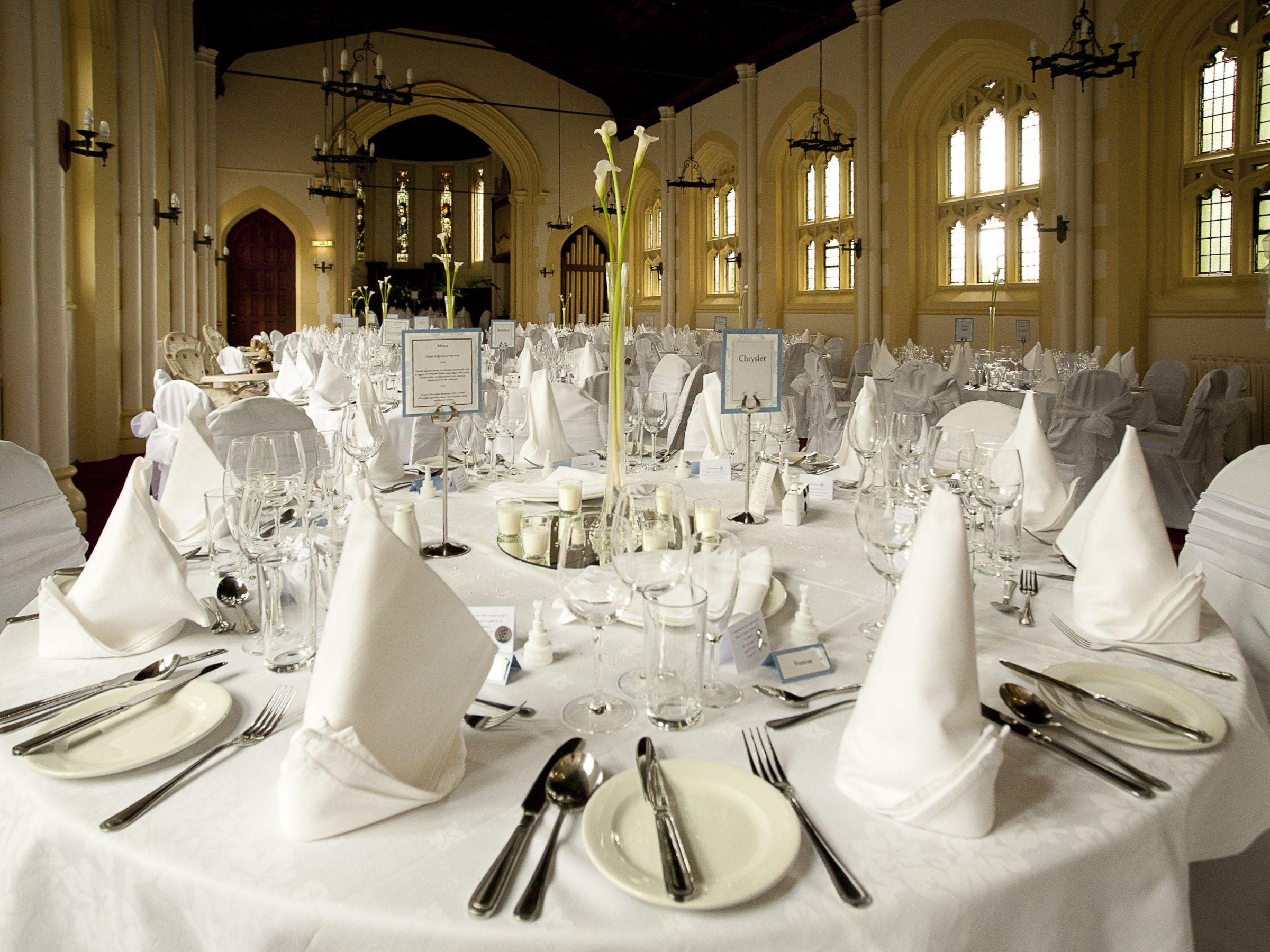The Joachim Room At College Of St Hild Bede Durham UniversityThe CollegeWedding VenuesWedding Reception