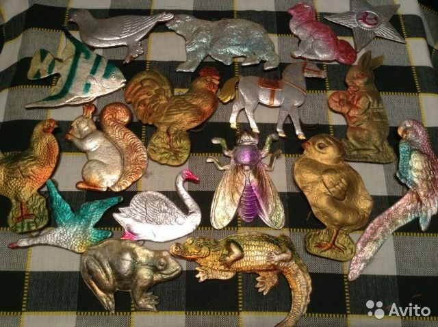 7f3ca35cf7734 Елочные винтажные игрушки СССР, гдр купить в Санкт-Петербурге на Avito —  Объявления на сайте Avito
