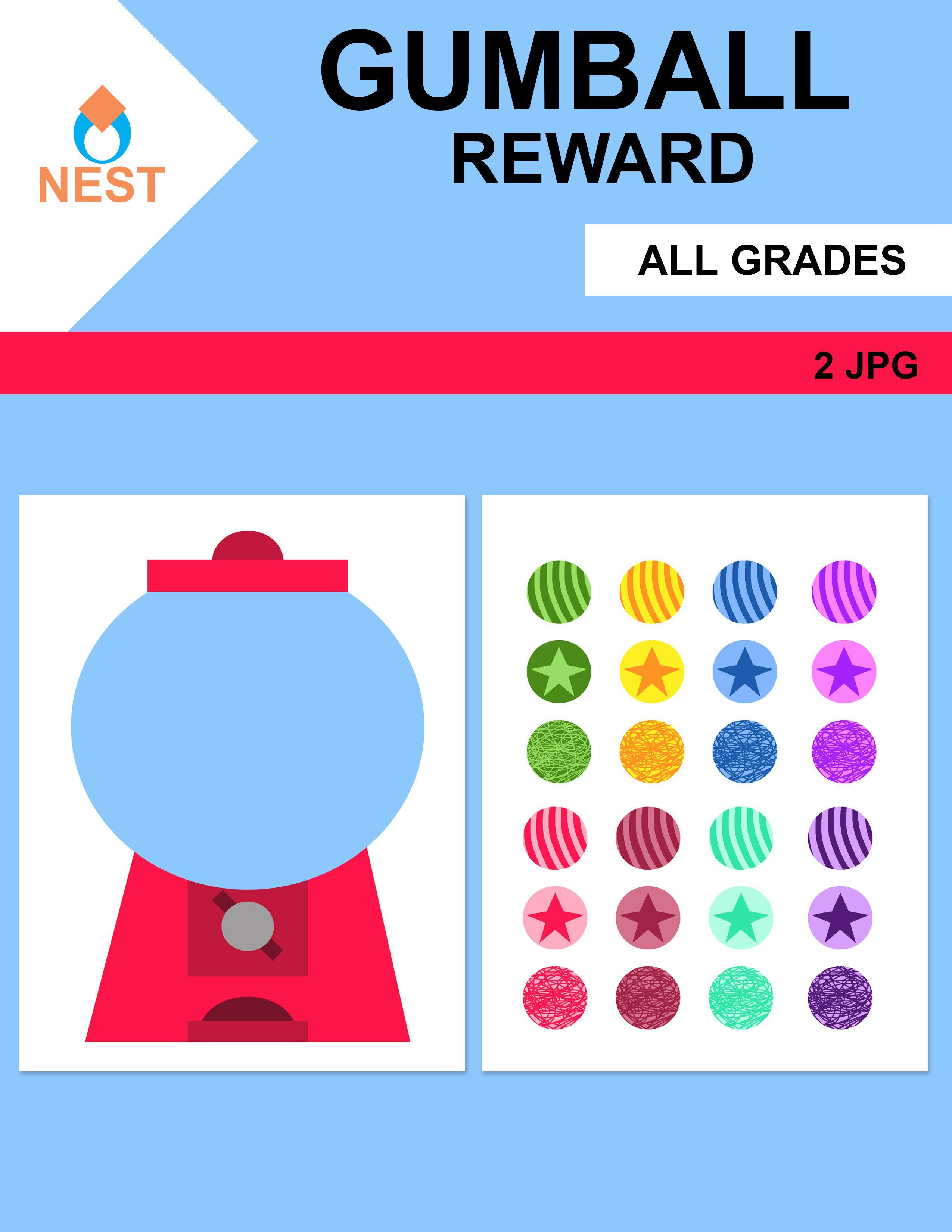 Gumball Reward System In