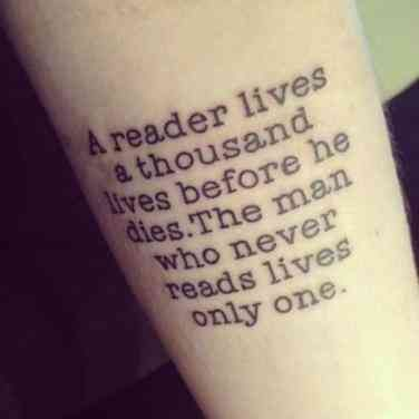 50 Tattoo Quotes & Short Inspirational Sayings For Your Next Ink