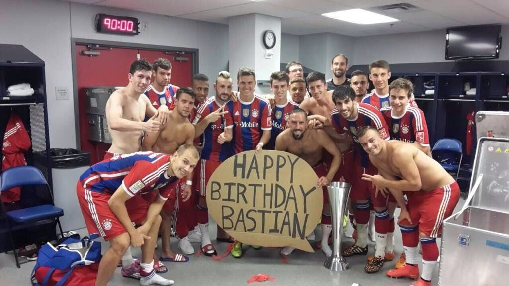 #HappyBasti! :D