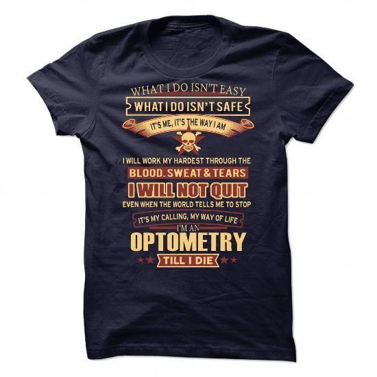 Optometry T Shirts, Hoodies. Check price ==► https://www.sunfrog.com/LifeStyle/Optometry-90709054-Guys.html?41382