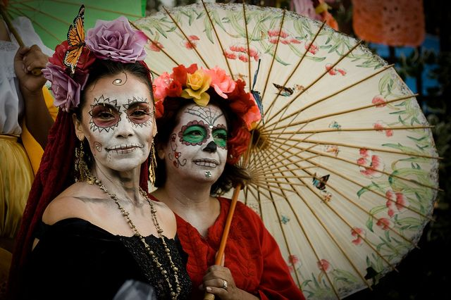 Day of the Dead costumes, Los Angeles Costumes, Halloween ideas - different halloween costume ideas