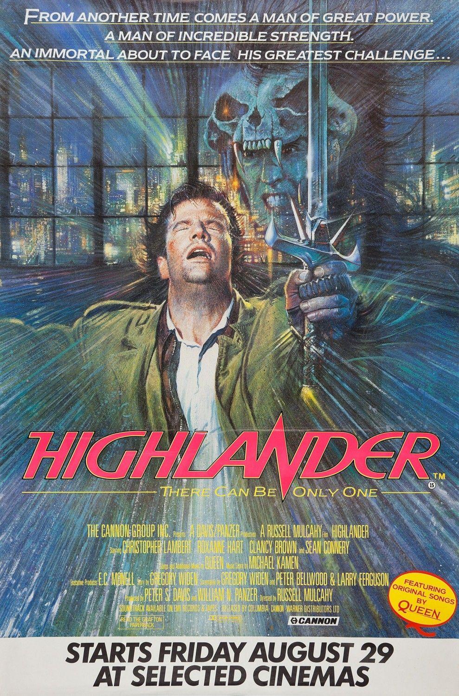 highlander film putlockers