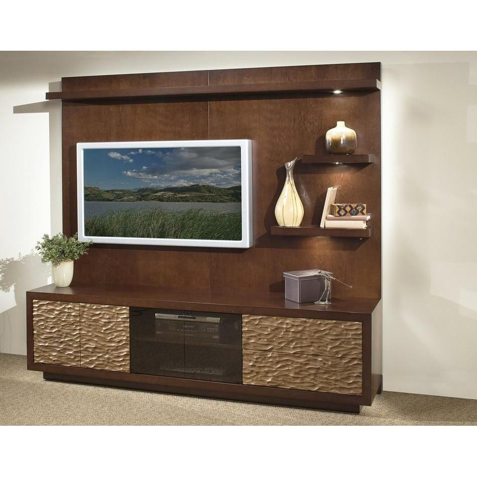 Flat Screen Tv Cabinets With Doors Wall Mount