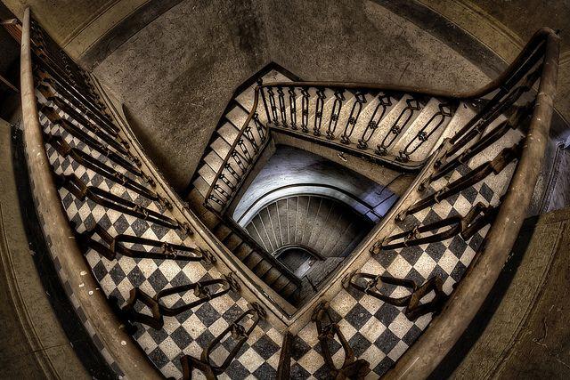 beautiful staircase #photograph By matdur69