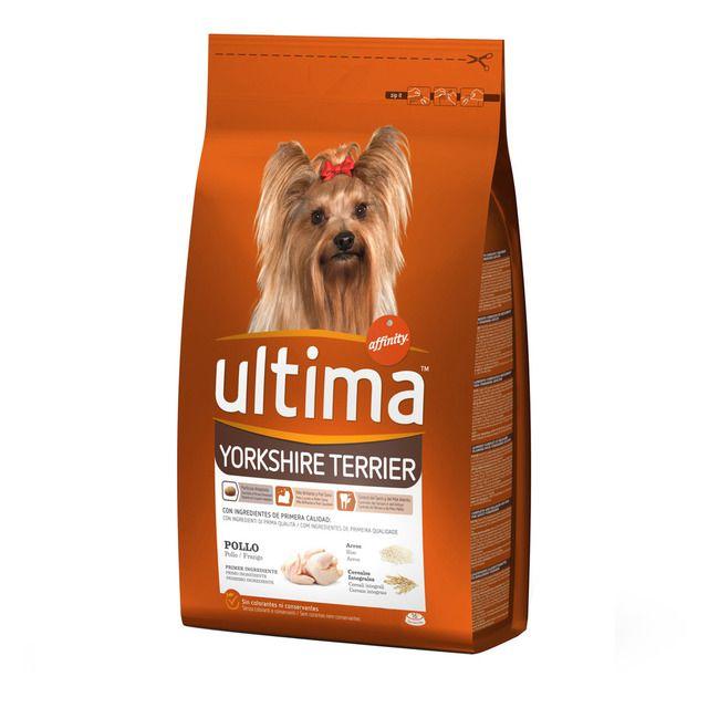 Pienso Para Perros Adultos Ultima Yorkshire Terrier Pollo En 2020