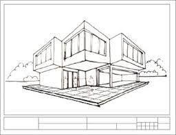 Resultado De Imagem Para Perspectiva Oblicua Con Dos Puntos De Fuga Edificio Dibujo De Arquitectura Arte En Perspectiva Perspectivas Arquitectura