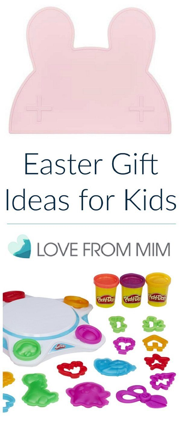 Kids easter gift ideas that are not chocolate easter negle Gallery