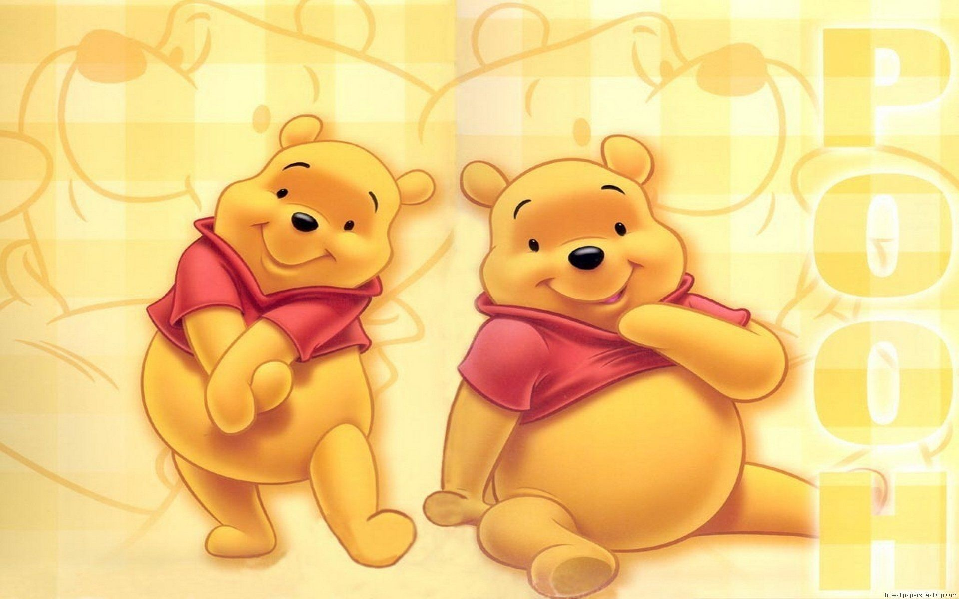 83 Winnie The Pooh HD Wallpapers | Backgrounds - Wallpaper Abyss ...