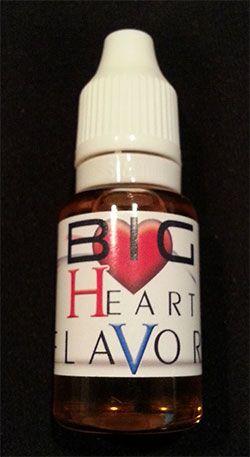 818vapor.com Juice review - Big Heart Flavors 555 from Hotvapes.com