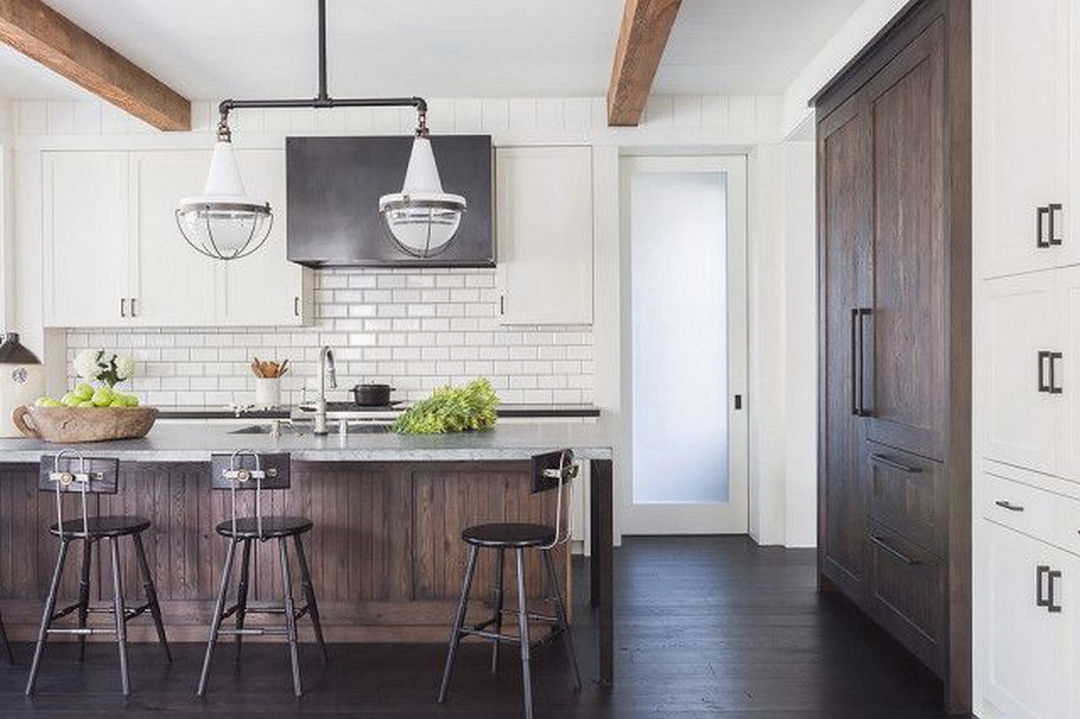 12 Nice Ideas For Your Modern Kitchen Design Kitchen Cabinetry Design Modern Farmhouse Kitchens Kitchen Cabinets Decor