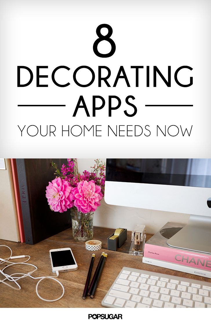 10 Decorating Apps Your Home Needs Now  Decorating apps, Apartment