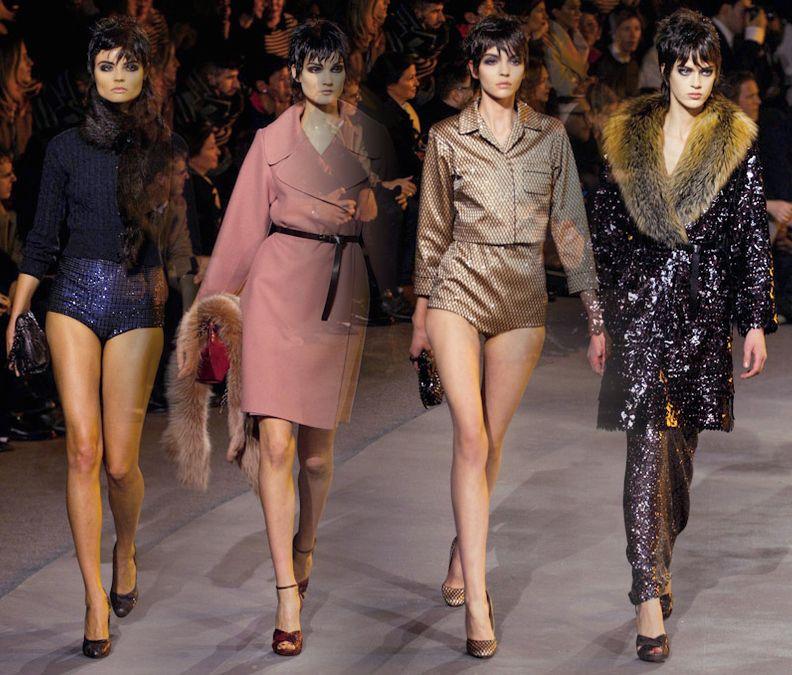 Fashion's Wiz Kid | Marc Jacobs' Golden Brick Road