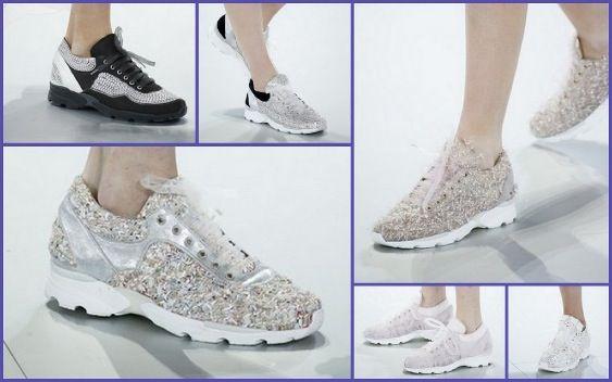 Fashion Happenss: Tip: Elegant sneakers