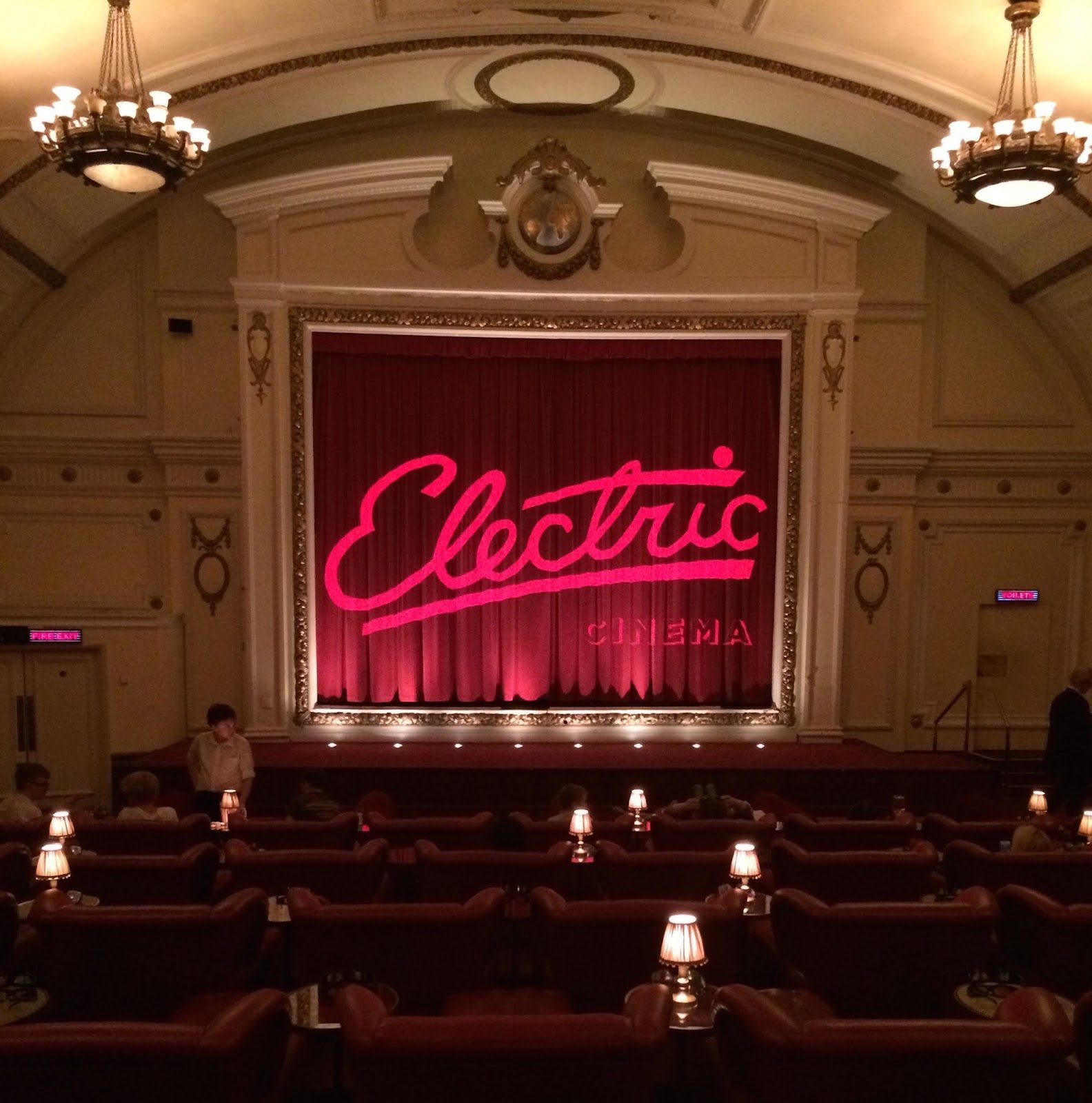 Electric Cinema and Electric Diner - An alternative cinema ...