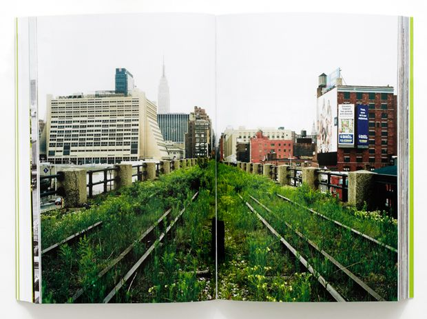 The Inside Story of New York Citys Park in the Sky High Line