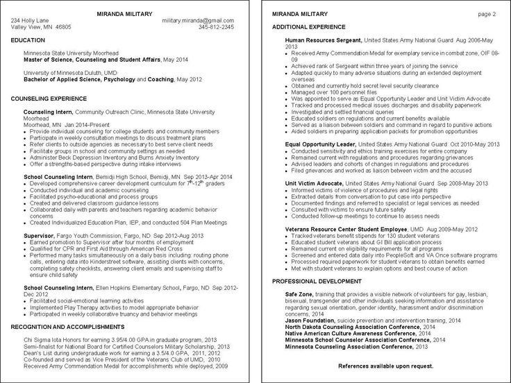 73 luxury collection of resume examples exercise science