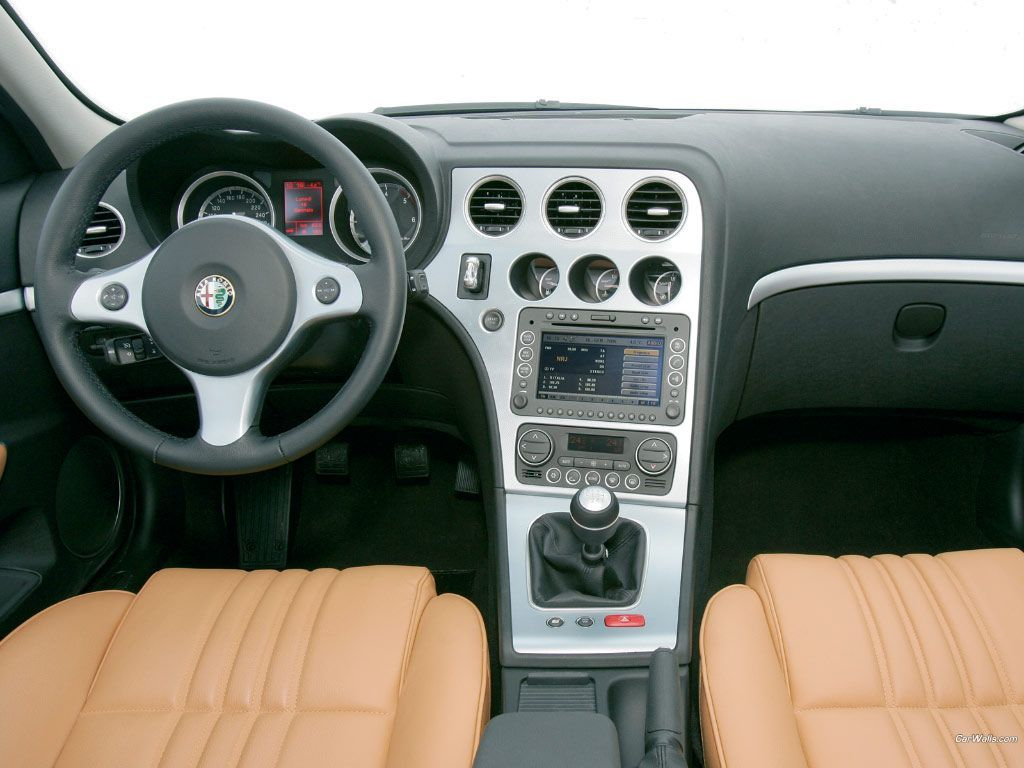 Alfa Romeo 159 Autodromo Pinterest Workshop Manual Download