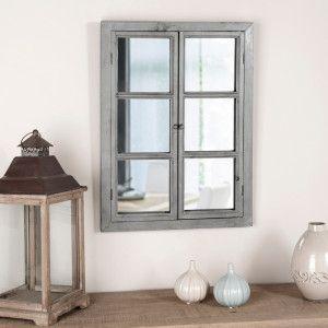 agrandir les petits espaces gr ce un miroir pinterest miroirs fausses fen tres et espaces. Black Bedroom Furniture Sets. Home Design Ideas