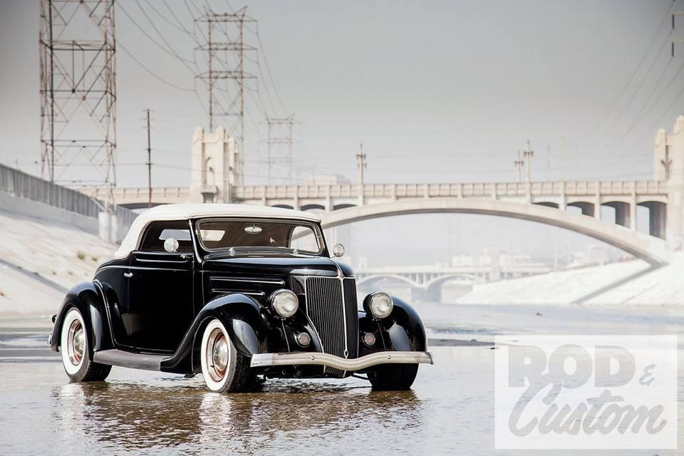 36 Ford cabroliet