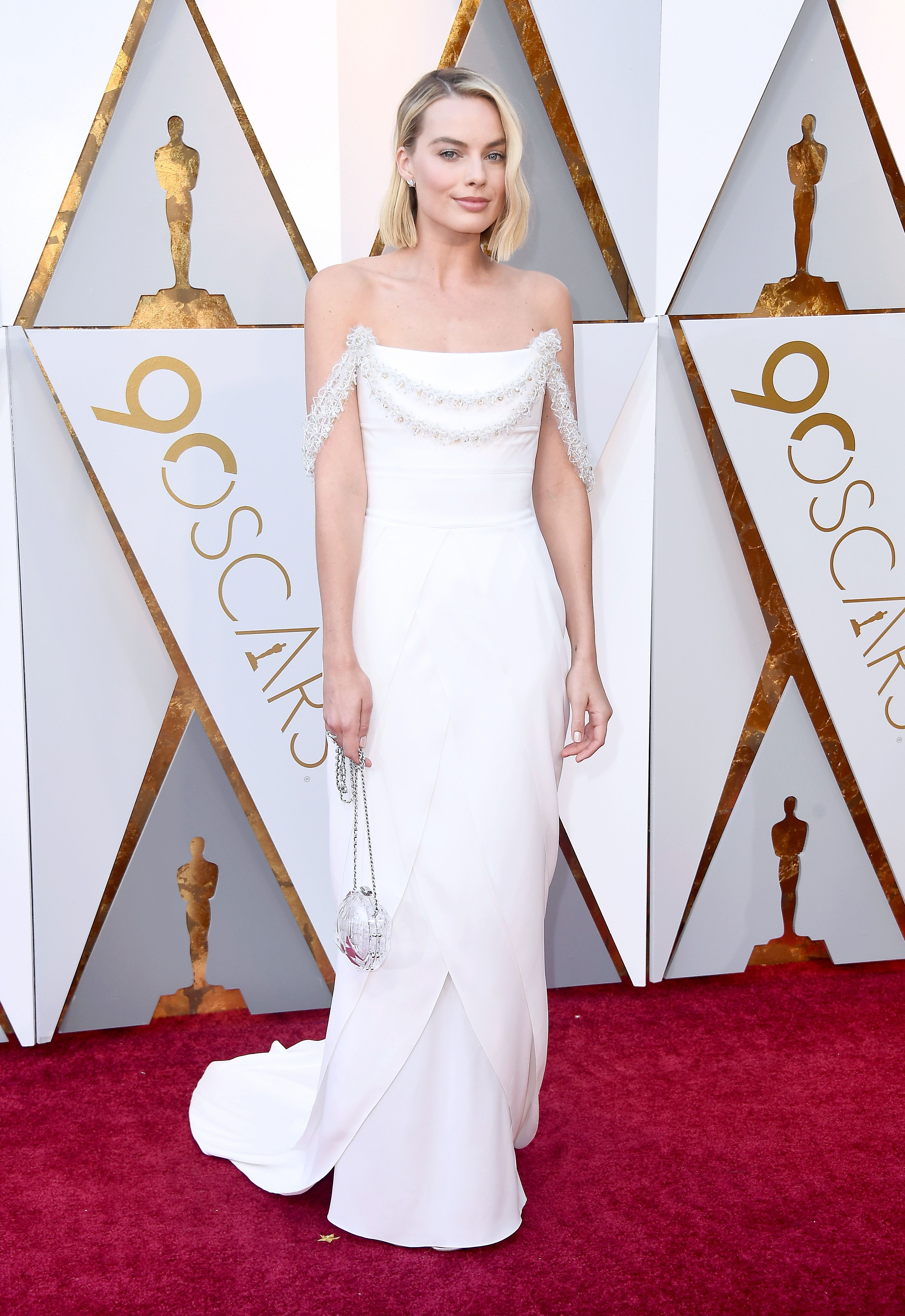 5d50f893c0 The Best-Dressed Celebrities from the 2018 Oscars Red Carpet